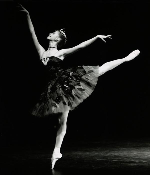 Dansede Hanne Suttie