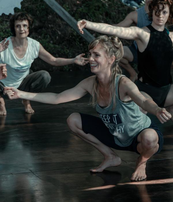 Dansende Natalia Vik